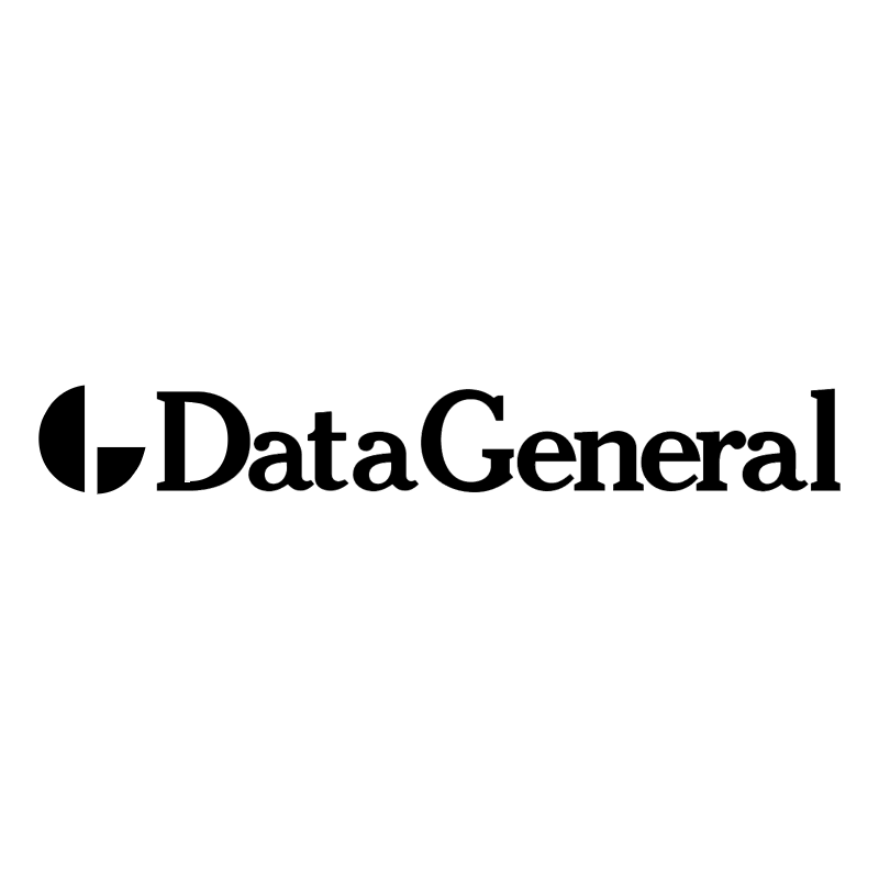 Data General vector logo