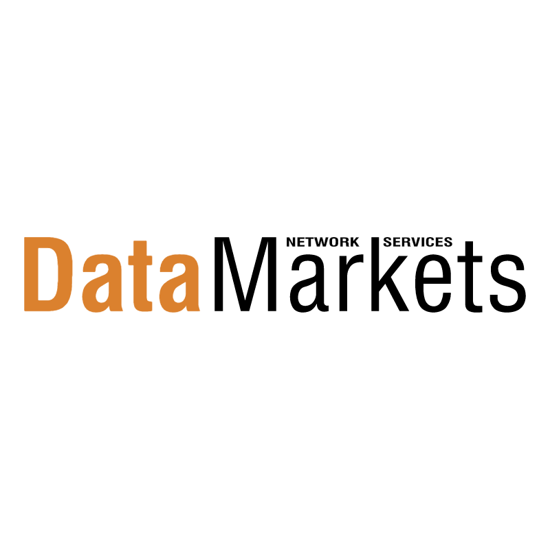 DataMarkets vector logo