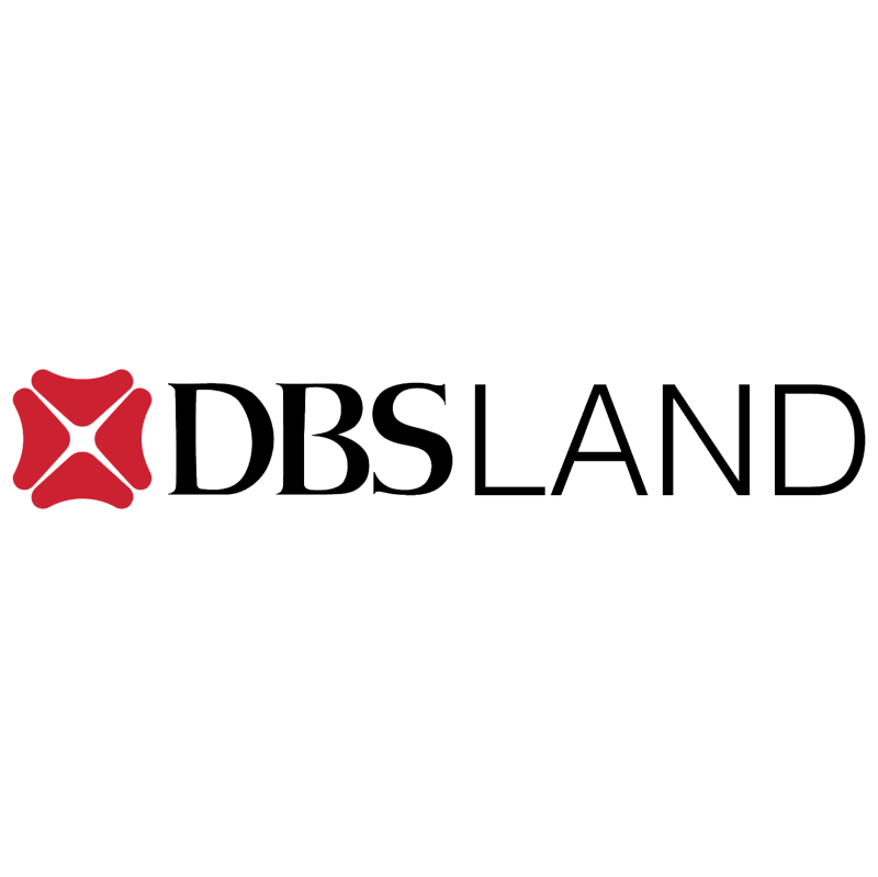 DBS Land vector logo