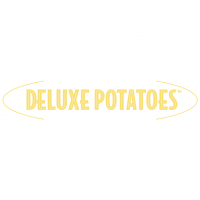 Deluxe Potatoes vector
