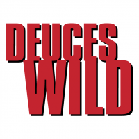 Deuces Wild vector