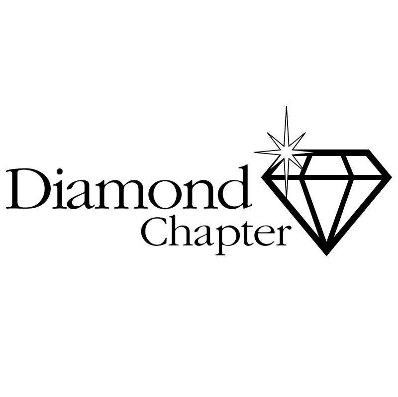 Diamond Chapter vector