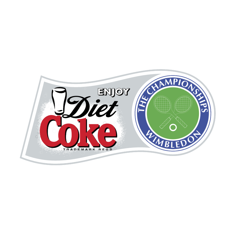 Diet Coke vector logo