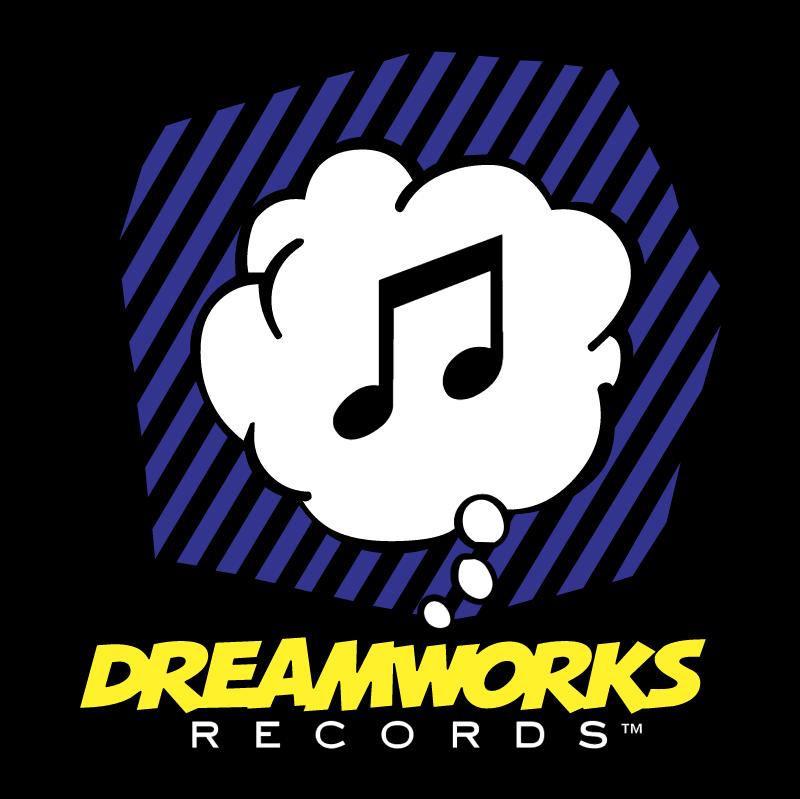 DreamWorks Records vector