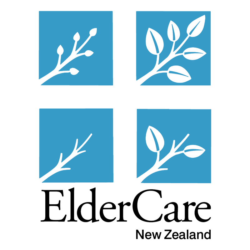 ElderCare New Zealand vector