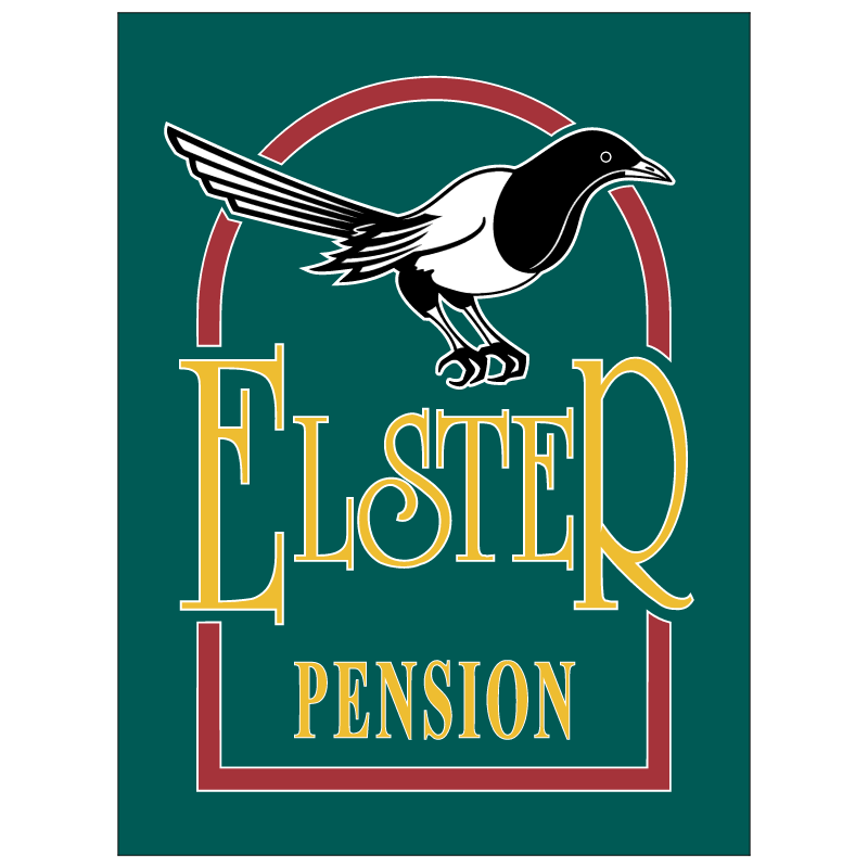 Elster Pension vector logo