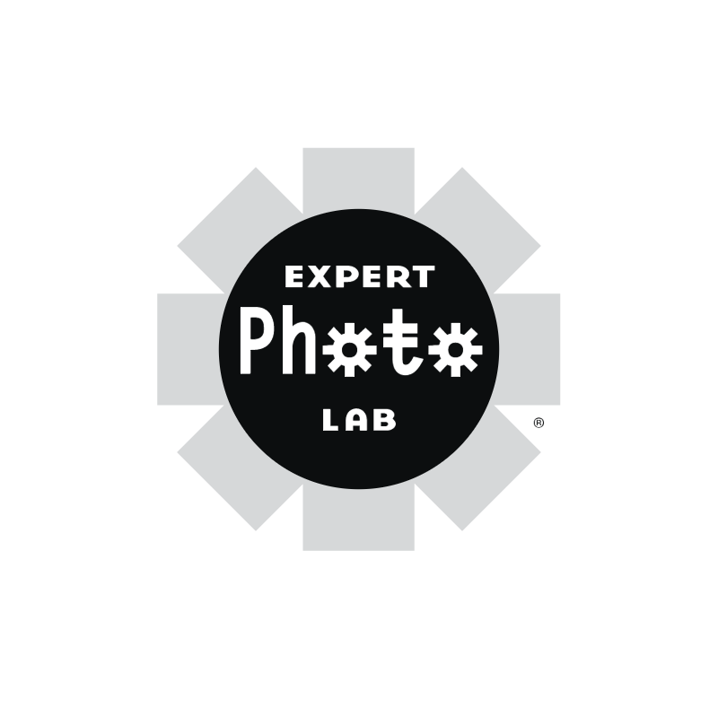 Expert Photo Lab vector logo