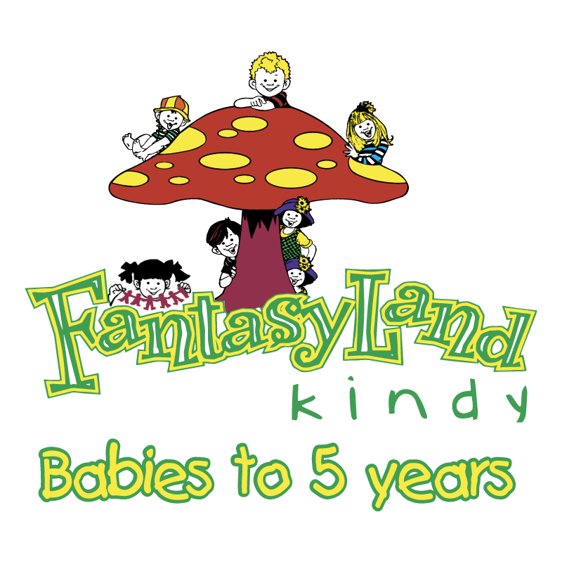 FantasyLand Kindy vector logo