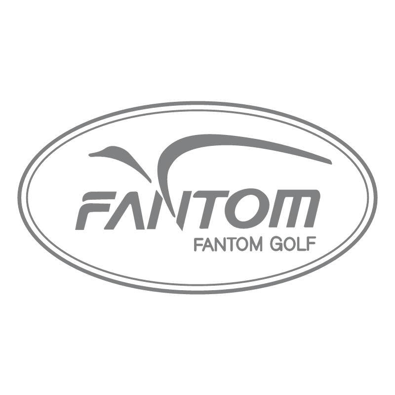 Fantom Golf vector logo
