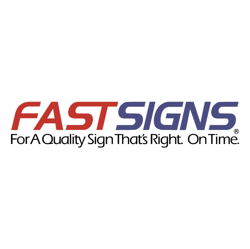 FastSigns vector