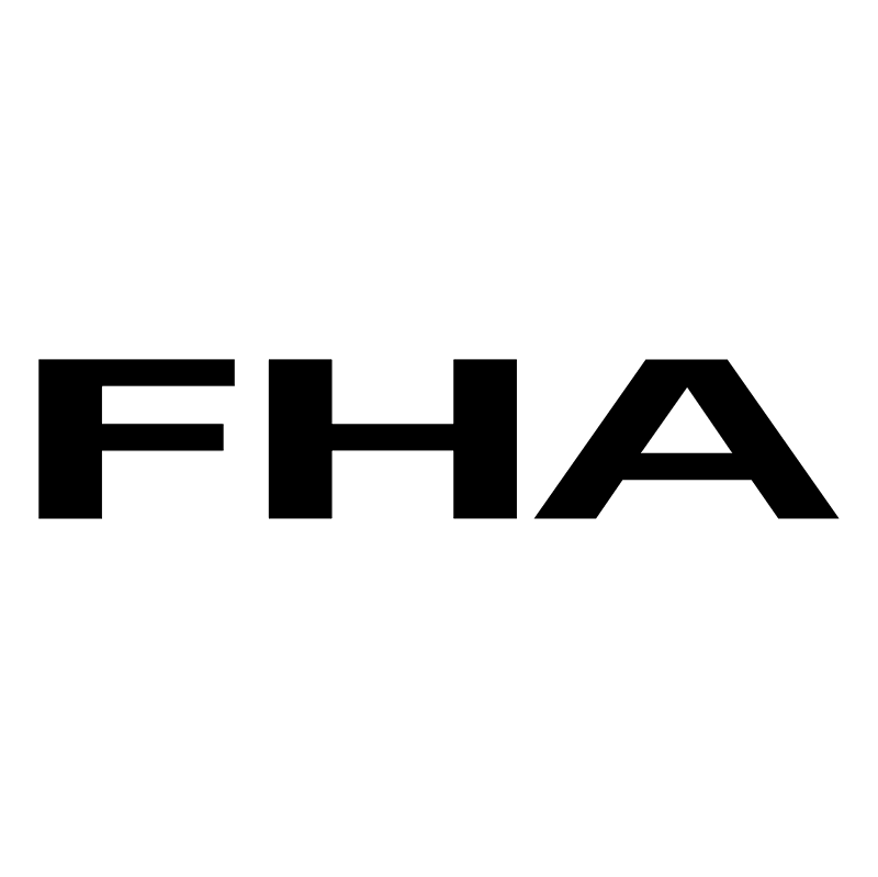 FHA vector logo