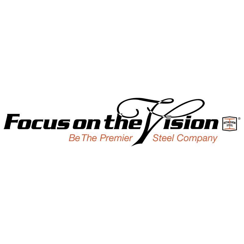 Focus on the Vision vector logo
