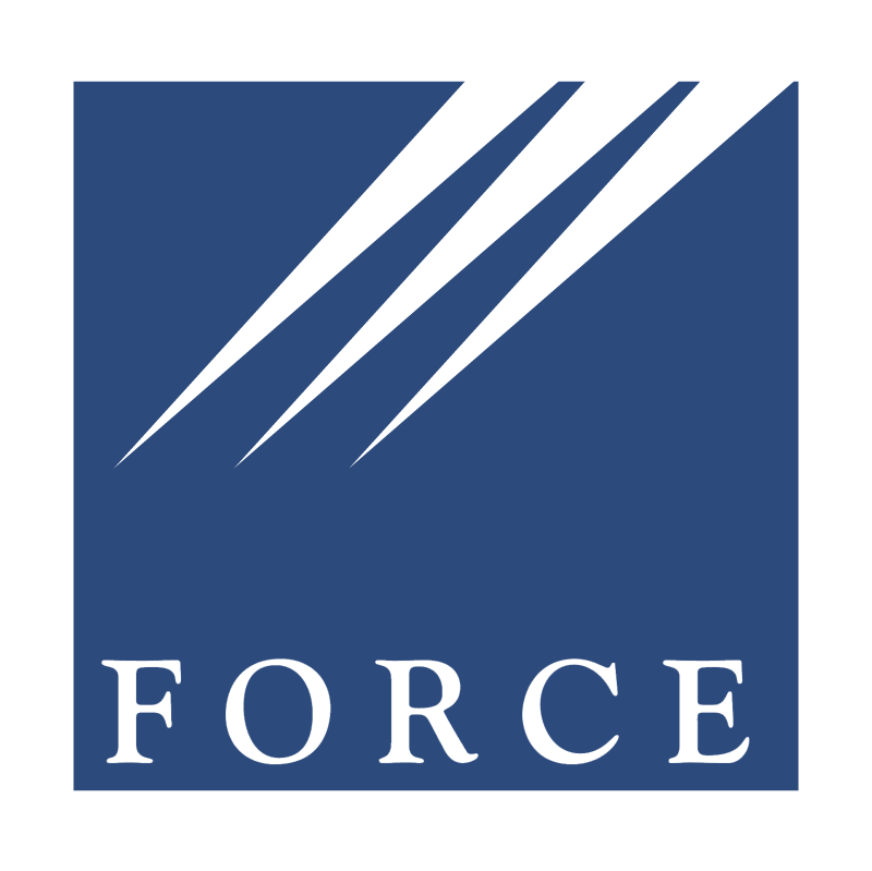 Force Financial vector logo