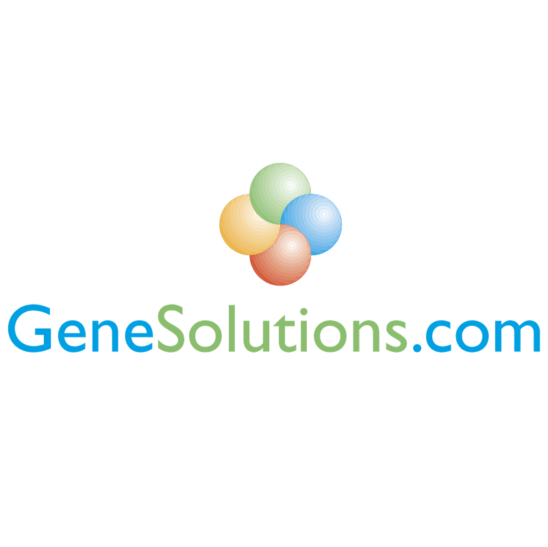 GeneSolutions com vector logo