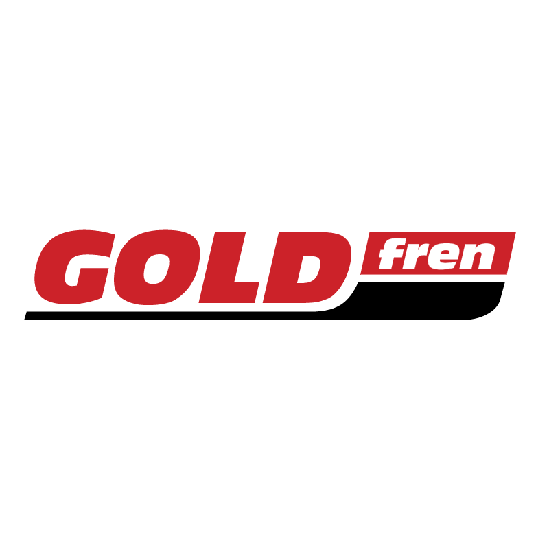 Gold Fren vector logo