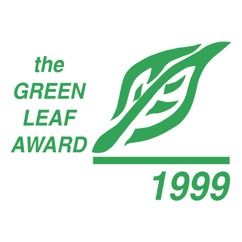 Green Leaf Award logo