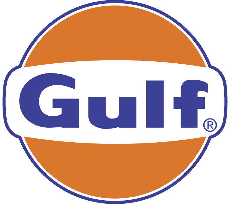 GULF OIL 1 vector logo