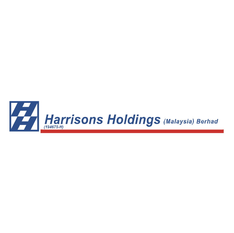 Harrisons Holdings vector logo