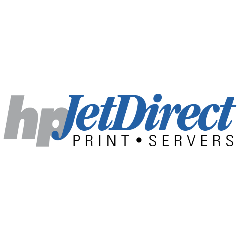 HP JetDirect vector