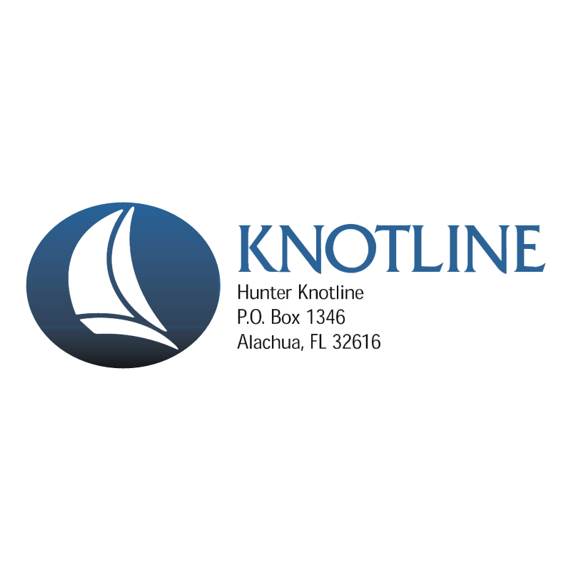 Hunter Knotline vector logo