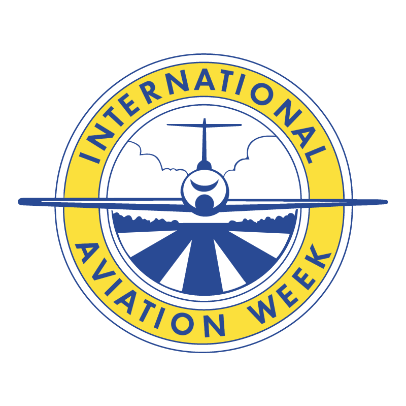 International Aviation Week vector