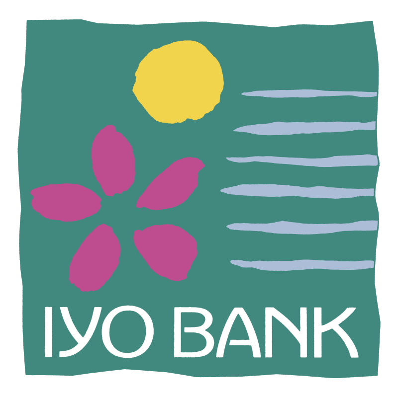 Iyo Bank vector logo