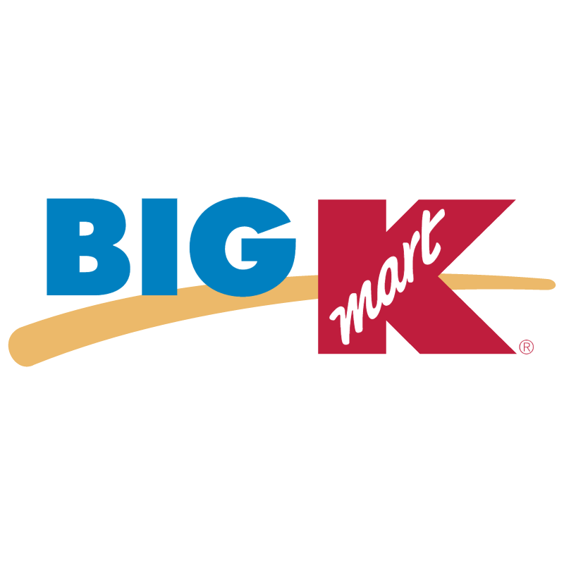 K Mart Big vector logo