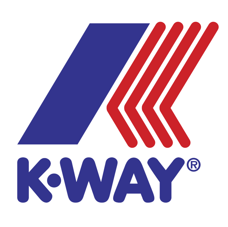 K Way vector logo