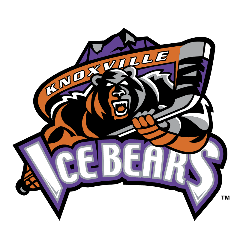 Knoxville Ice Bears vector