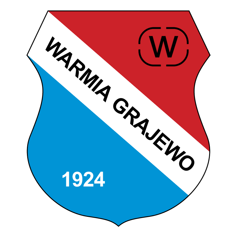 KS Warmia Grajewo logo