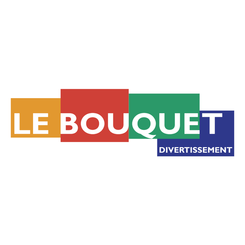 Le Bouquet Divertissement vector