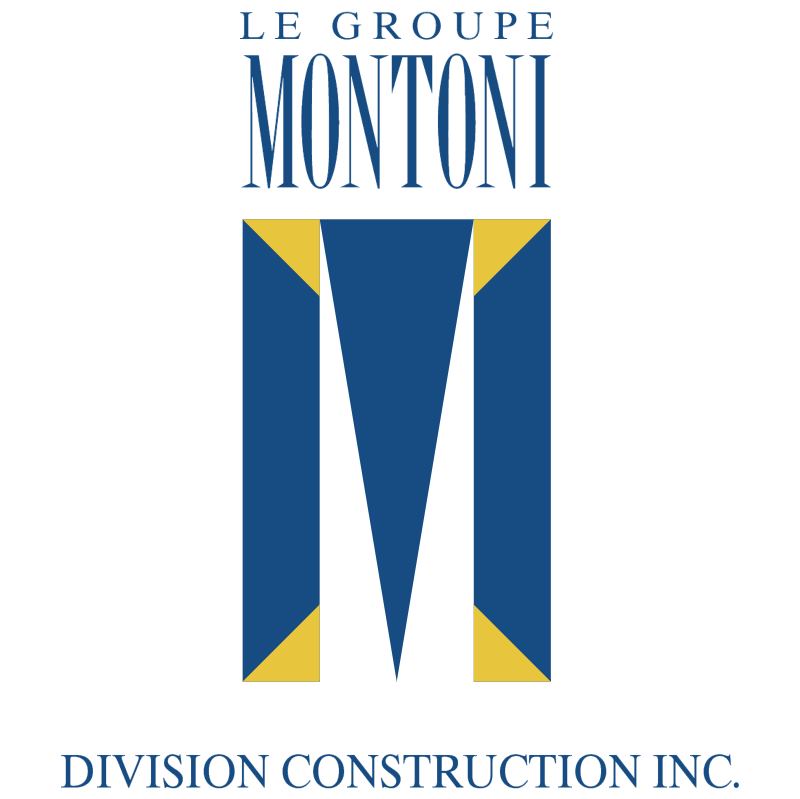 Le Groupe Montoni vector