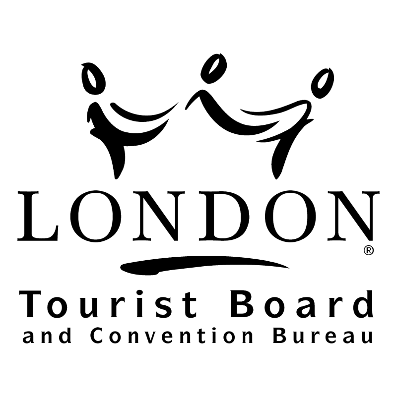 London Tourist Board and Convention Bureau vector logo