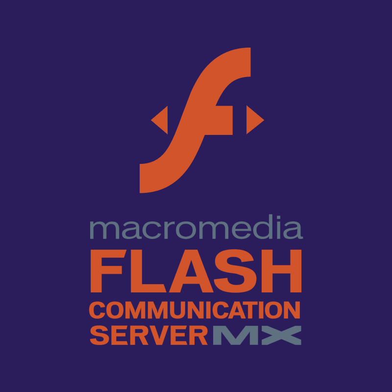 Macromedia Flash Communication Server MX vector