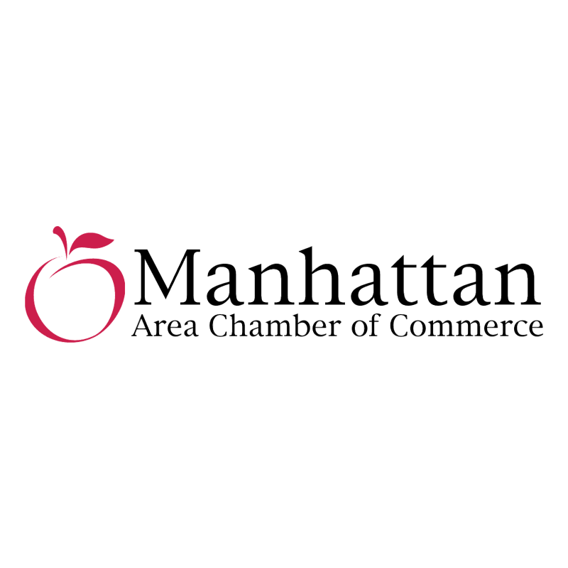 Manhattan vector logo