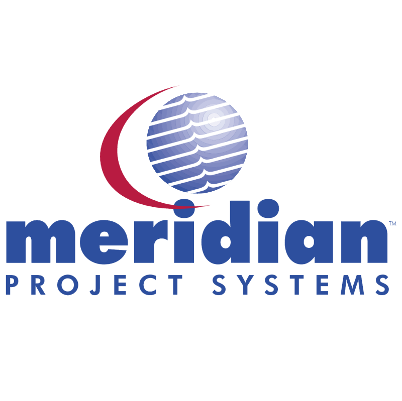Meridian Project Systems vector
