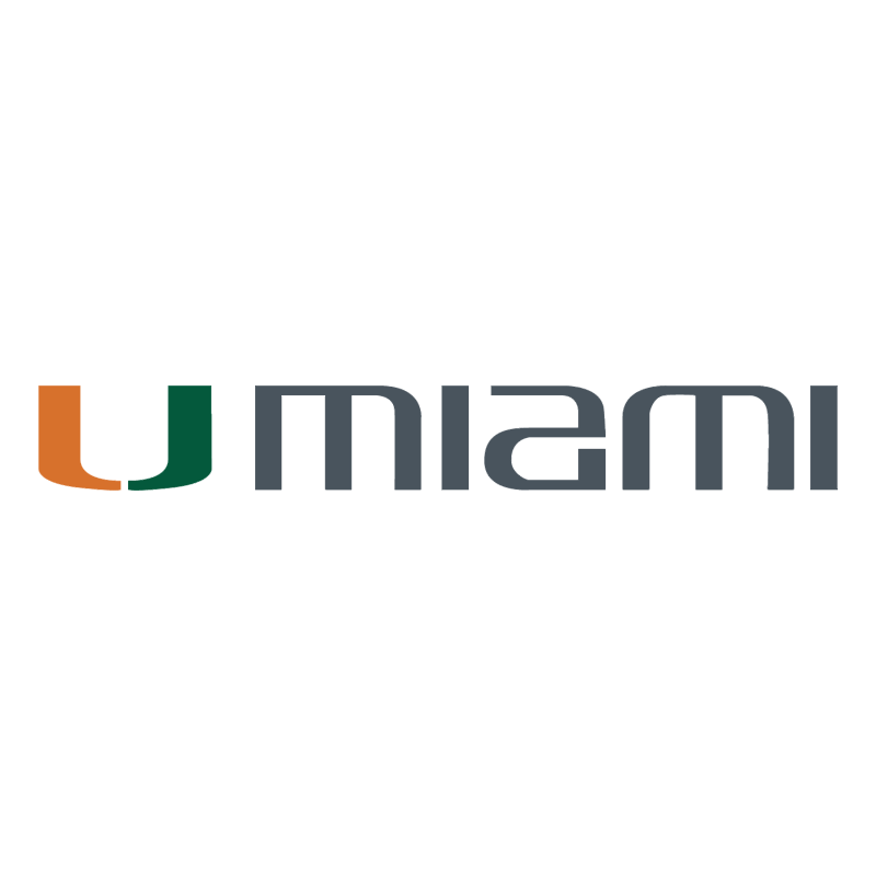 Miami Hurricanes vector