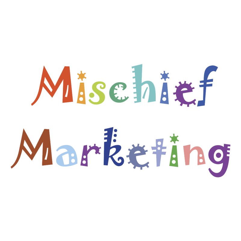 Mischief Marketing vector logo