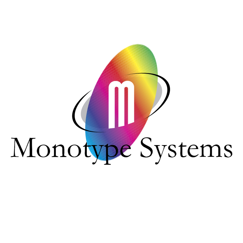 Monotype Systems vector