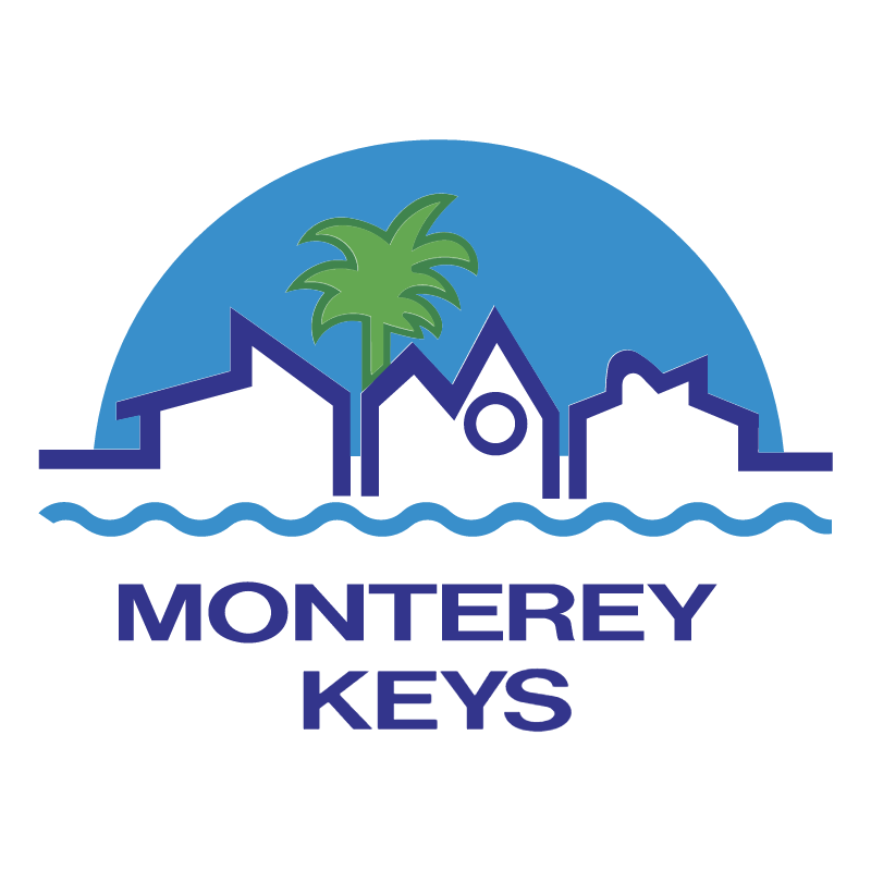Monterey Keys vector