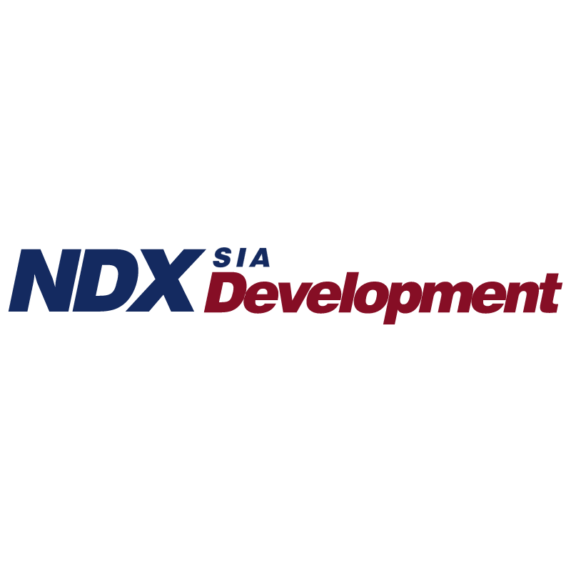 NDX SIA Development vector logo