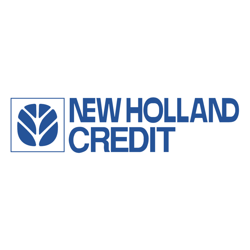 New Holland Credit vector