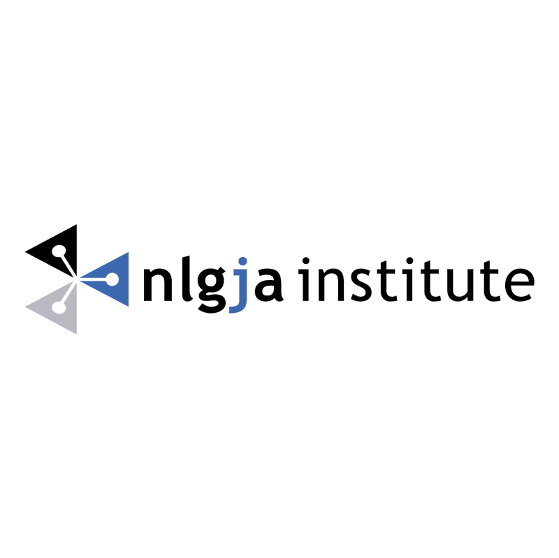 NLGJA Institute vector