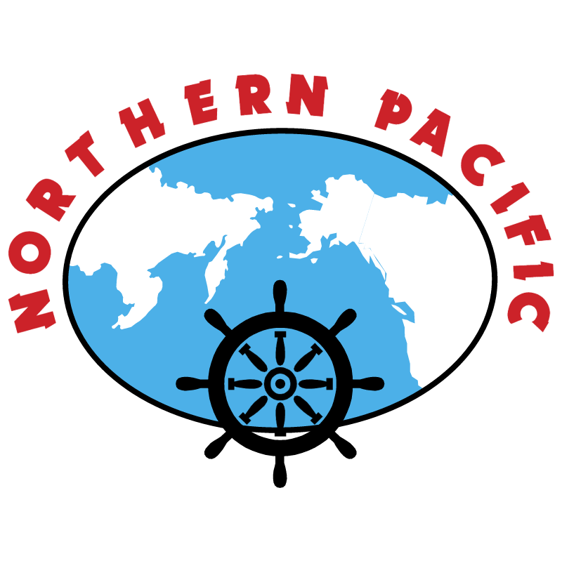 Northern Pacific vector