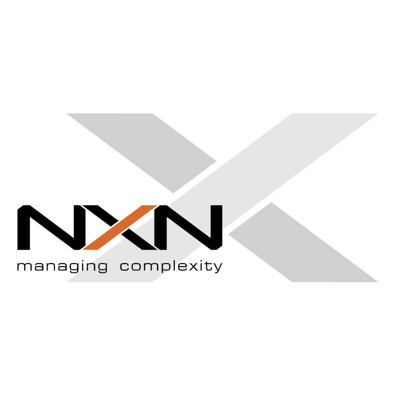 NXN Software vector logo