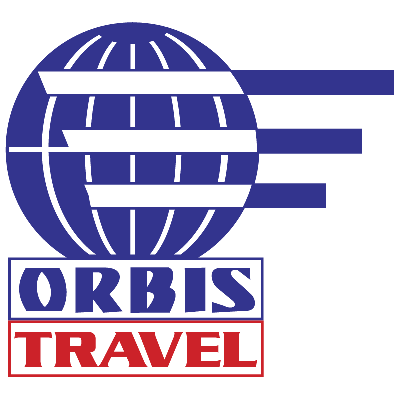 Orbis Travel vector logo