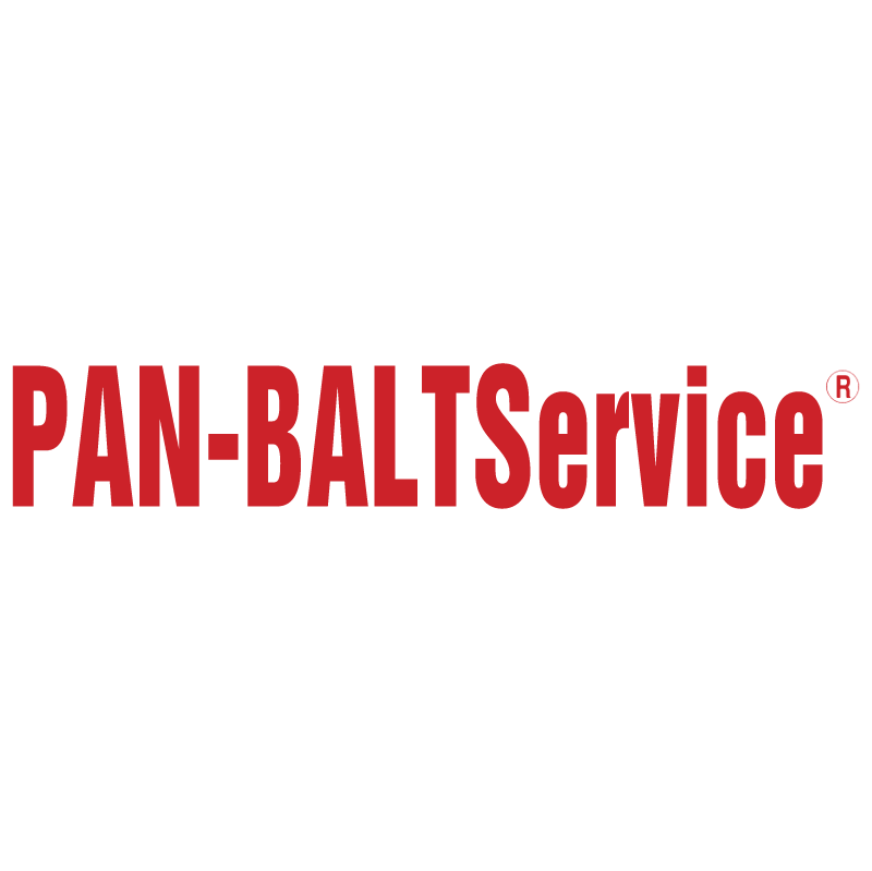 Pan BaltService vector