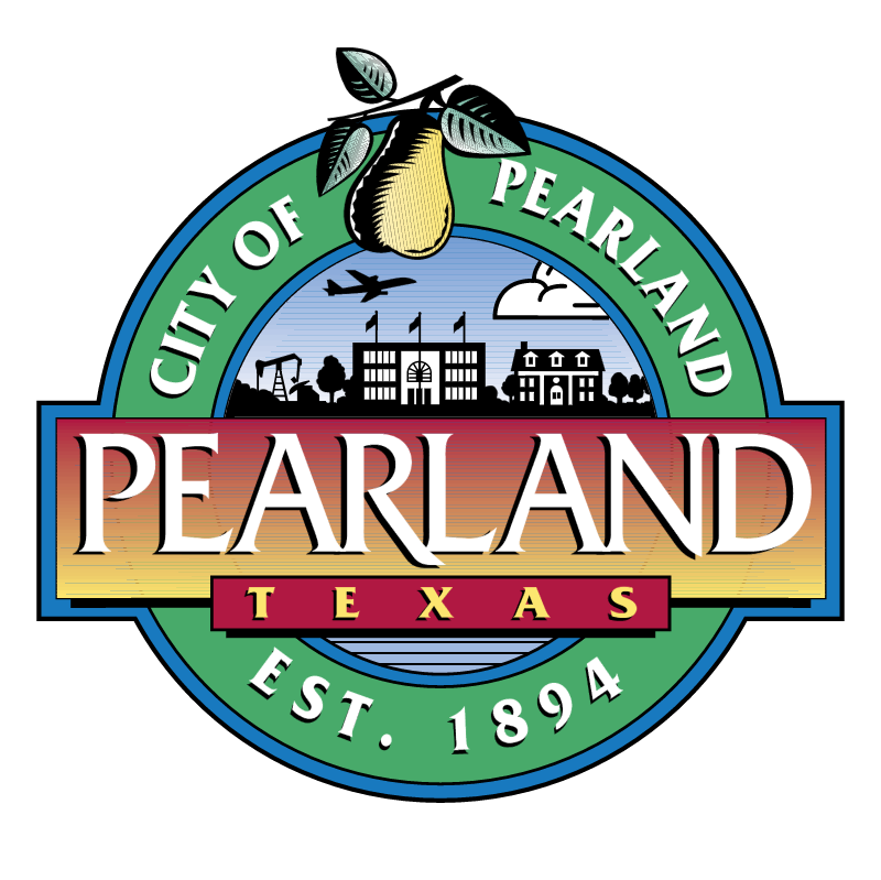 Pearland vector