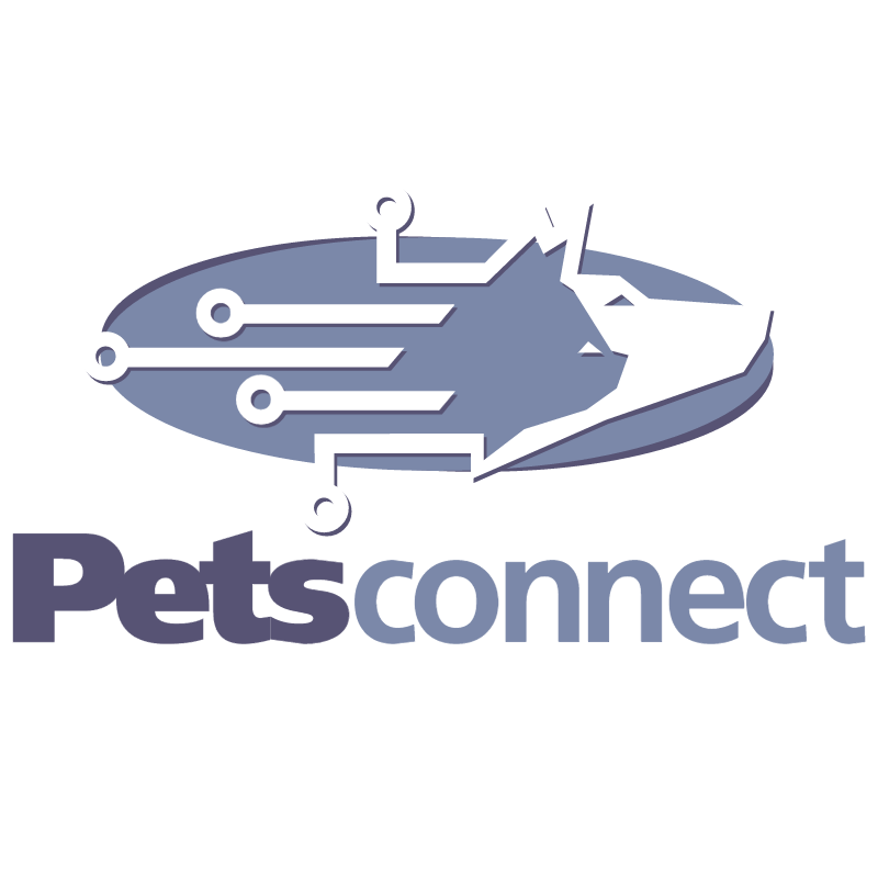 Pets Connect vector