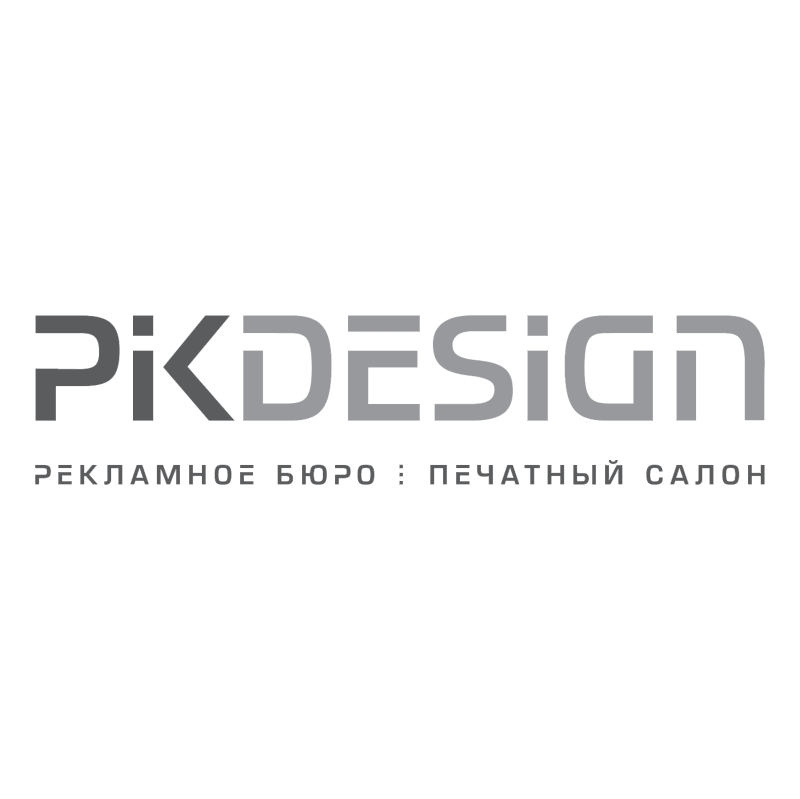 PIK Design & Advertising Group logo
